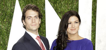 Henry Cavill & Gina Carano have reunited in Rome: is it temporary or for-real now?