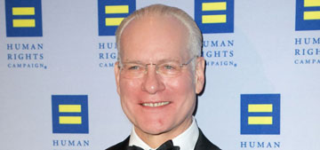 Tim Gunn: Miley Cyrus needs a bitch slap, 'she needs to be shocked into listening'