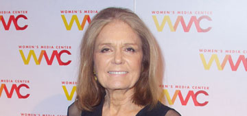 Gloria Steinem on Miley & feminism: 'I wish we didn't have to be nude to be noticed'