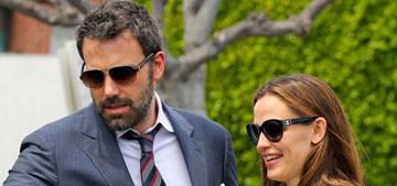 "Star: Jennifer Garner worried, Ben Affleck might cheat on her because ""Vancouver"""