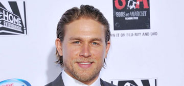 Charlie Hunnam dropped out of '50 Shades of Grey' over 'scheduling conflicts': huh?