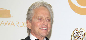 Michael Douglas didn't have throat cancer, it was tongue cancer: sketchy?