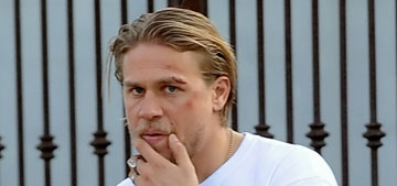Charlie Hunnam dropped out of '50 Shades' because 'he didn't want to be typecast'
