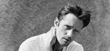 Alex Skarsgard, Jamie Dornan reportedly in contention for Christian Grey role