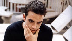 Robbie Williams is out of rehab