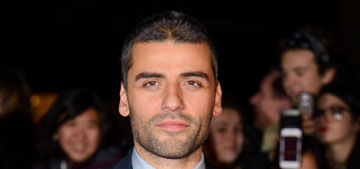 Oscar Isaac at the London premiere of 'Inside Llewyn Davis': would you hit it?