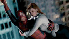 Spiderman 3 screenshots plus video with several minutes of scenes
