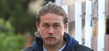 THR: Charlie Hunnam thought he could re-write '50 Shades' script, the studio disagreed