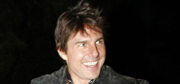 Tom Cruise got booed by the crowd at a Dodgers game: funny or bittersweet?