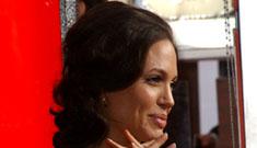 Angelina Jolie talks traveling and SAG cards