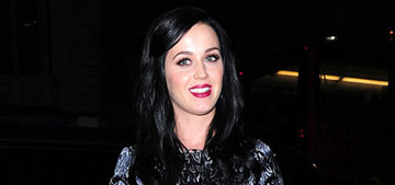 Katy Perry: I'm 'always getting kicked & rising from the ashes or something'