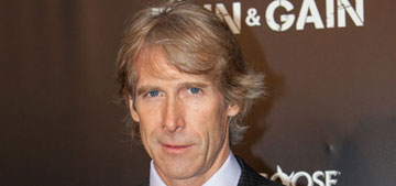 Michael Bay defeated a drugged up, air conditioner- wielding zombie in Hong Kong