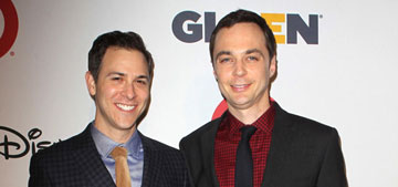 Jim Parsons talks about his partner Todd: 'We feel very average, we feel very normal'