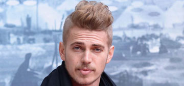 This is what Hayden Christensen looks like these days: amazing & hilarious?