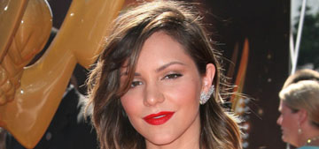 Is Katharine McPhee cheating on her husband with her married 'Smash' director?