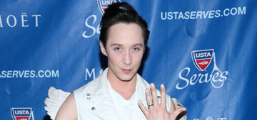 Johnny Weir will be in Sochi no matter what: 'If I get arrested, I get arrested'