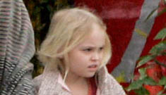 Johnny Depp's seven year-old daughter had blood poisoning