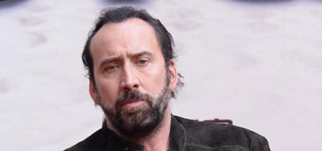 Nicolas Cage 'takes great umbrage' with Hollywood's lack of roles for Asian actors