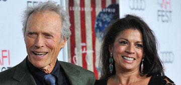 Dina Eastwood files for divorce from Clint Eastwood, 83, who has a new piece