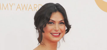 Morena Baccarin gave birth to her son Julius with a 'natural, breech' birth: yikes?