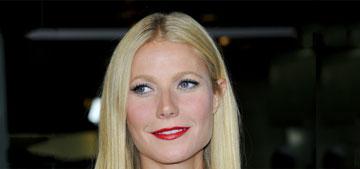 Enquirer: Gwyneth Paltrow hates, is jealous of 'dirty, unpleasant, unkempt' Pink