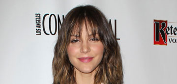 Katharine McPhee 'is SO embarrassed she was caught' with a married man