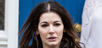 Nigella Lawson hounded by Vanity Fair for a hard-hitting article about her divorce: rude?