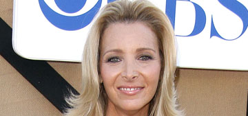 Lisa Kudrow on her nose job at 16: 'That was life altering'