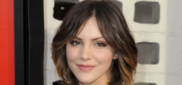 Katharine McPhee thinks she's the victim: 'This is a very hard time for her'