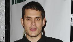 John Mayer mocks Brad Pitt in homemade video