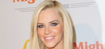 Jenny McCarthy claims Oprah hates her, 'I would be scared she would beat me up'