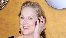 Meryl Streep might guest on '30 Rock', wins another award