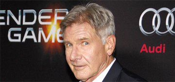 Harrison Ford is a real grouch during his GQ interview: rude or he's earned it?