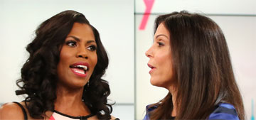 Bethenny Frankel dissed by Omarosa on her show: 'you get to be mediocre'