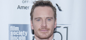 Michael Fassbender: I'm being sexually harassed when you talk about my d–k