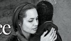 Angelina Jolie deeply affected by her work with refugees