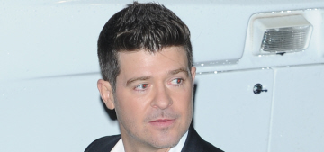 Robin Thicke countersued by Marvin Gaye's family for blatant copyright infringement