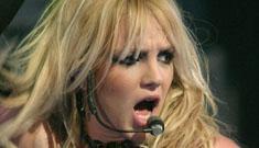 Britney's longterm battle with bulimia