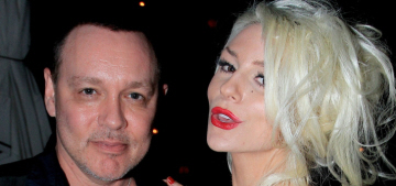 Has Courtney Stodden, 19, split from her 53-year-old husband Doug Hutchison?