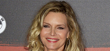 Michelle Pfeiffer reveals cult past where she subsisted on only 'sunshine'