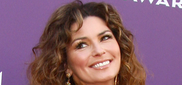 Shania Twain says pop stars should show skin: 'I don't think they're too sexy now'