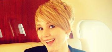 Jennifer Lawrence got a drastic pixie cut: cute & spunky or too Kate Gosselin?