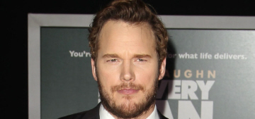 Chris Pratt used to be a stripper: 'I was very free, so I thought, I may as well get paid'
