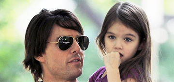 Tom Cruise squirms in deposition, admits he skipped Suri visits for CO$ events
