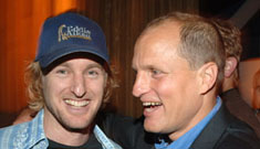 Woody Harrelson in bloody bouncer fight while out with Owen Wilson