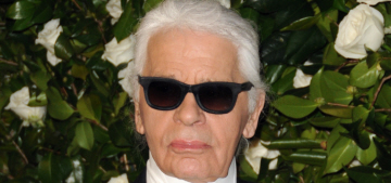 Karl Lagerfeld on 'spoiled' Choupette: 'She is the most beautiful cat in the world'