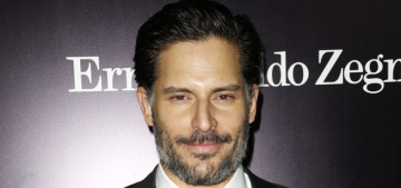 Gerard Butler, Joe Manganiello, Jeremy Renner at LA event: who would you rather?