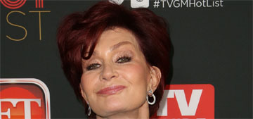 """Sharon Osbourne sorry for drunkenly telling View ladies to """"go f themselves"""""""