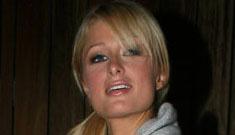 Paris Hilton and her new boobs get Burger King