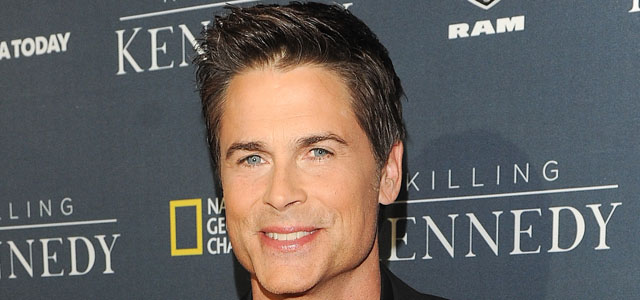 Rob Lowe has some thoughts on turning 50: would you still hit it?